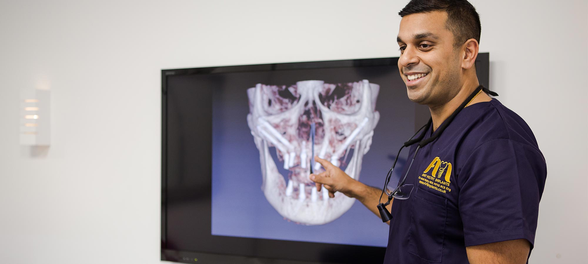 Amit Mistry - Implant Dentist